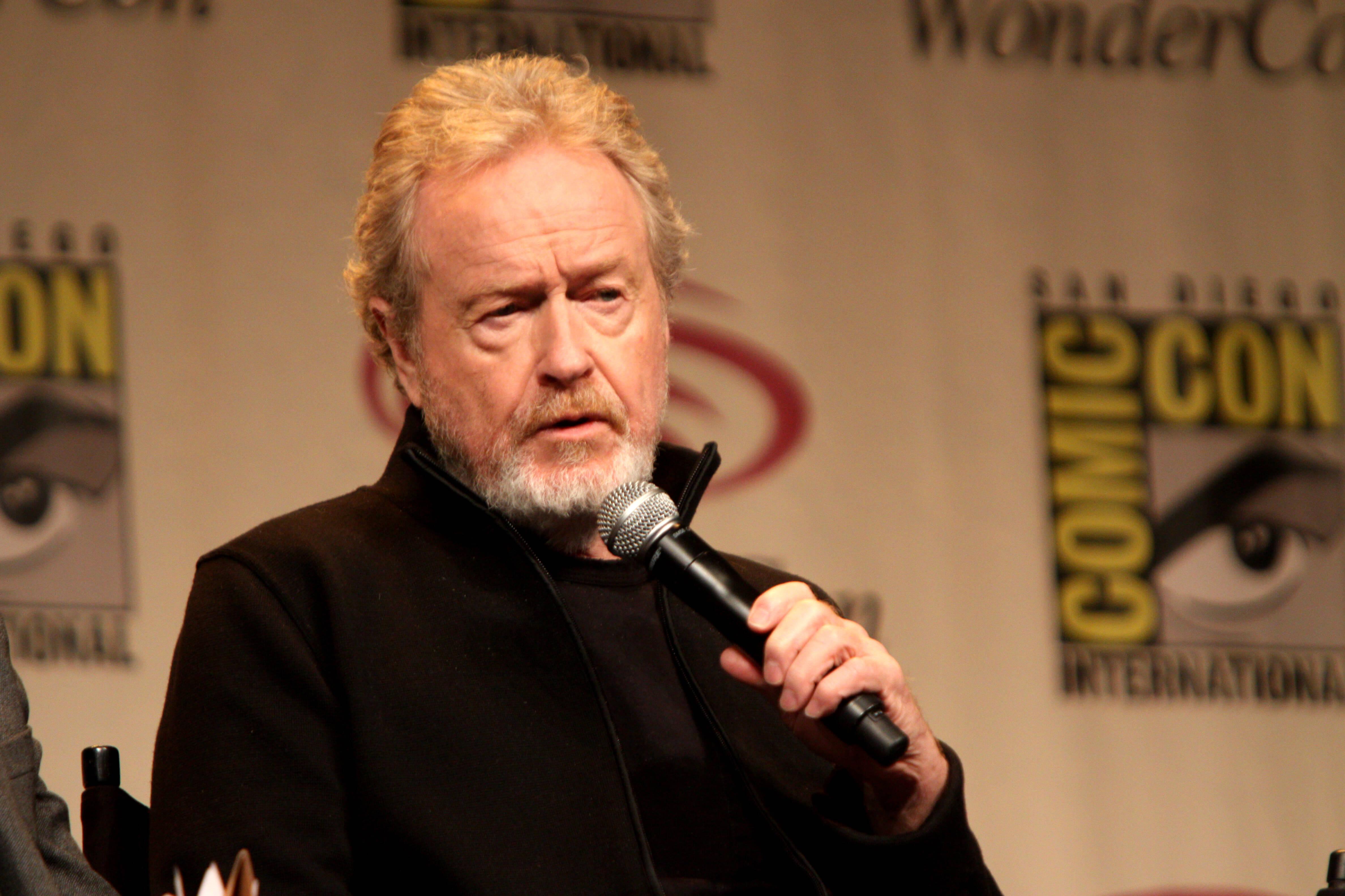 Ridley Scott – reżyser wielkich filmów